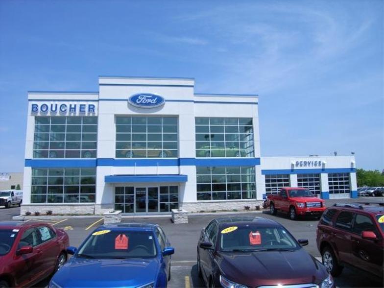 Gordie Boucher Ford >> Gordie Boucher Ford Of Menomonee Falls Menomonee Falls Wi