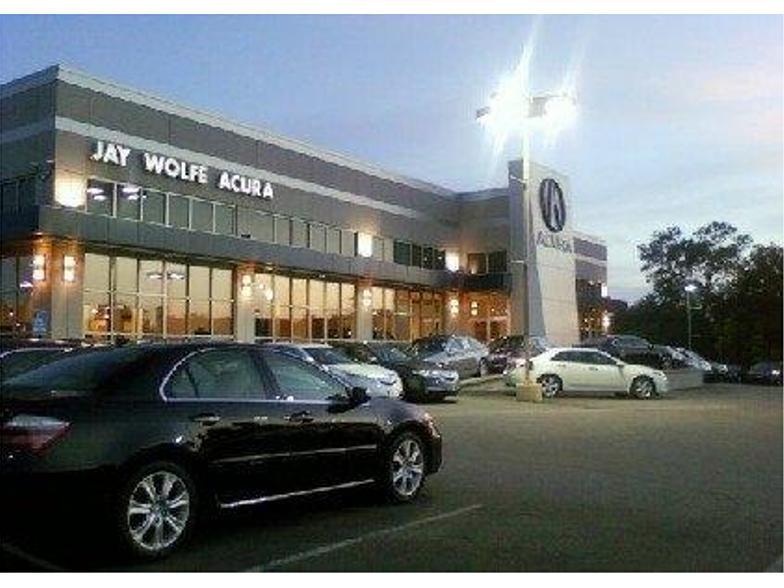 Jay Wolfe Acura >> Jay Wolfe Acura Kansas City Mo Cars Com