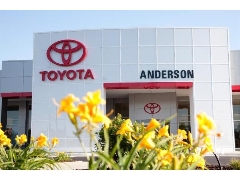 Anderson Toyota Lexus Loves Park Il Cars Com
