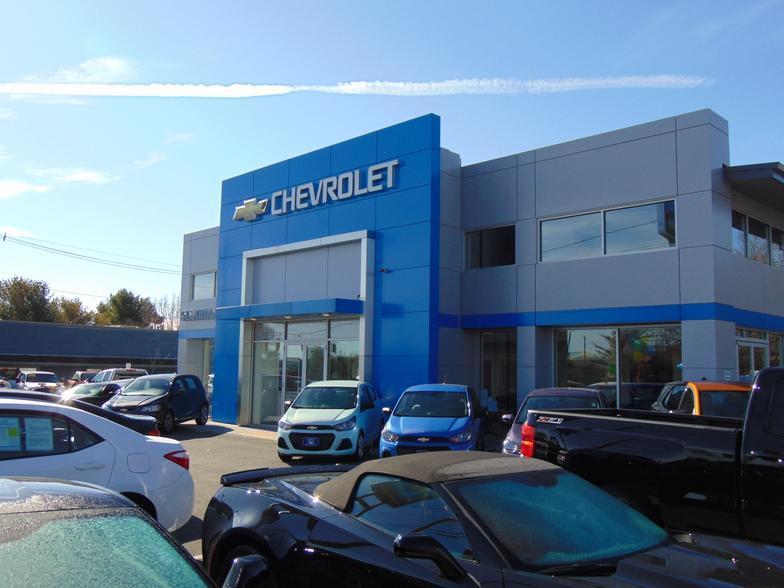 Colonial South Chevrolet North Dartmouth Ma Cars Com