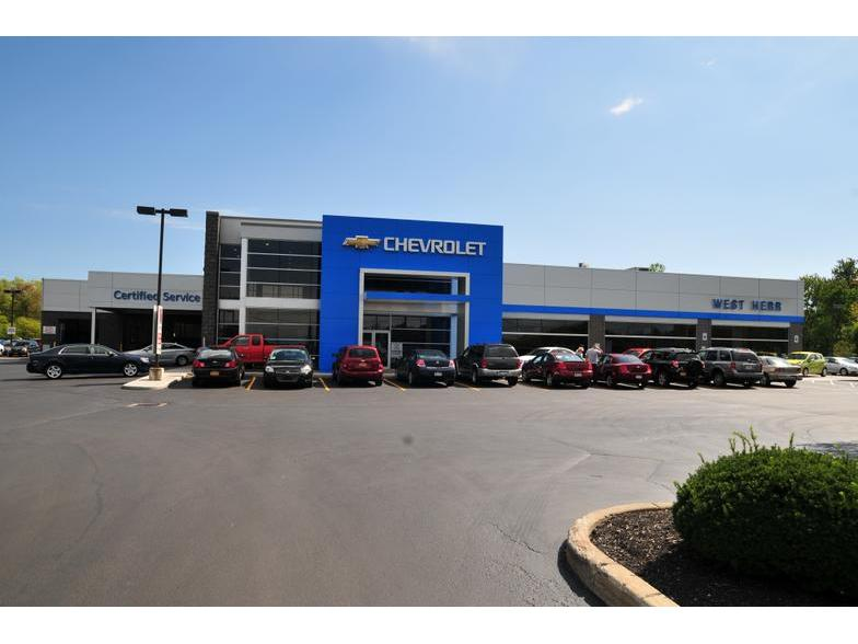 West Herr Chevy >> West Herr Chevrolet Of Orchard Park Orchard Park Ny