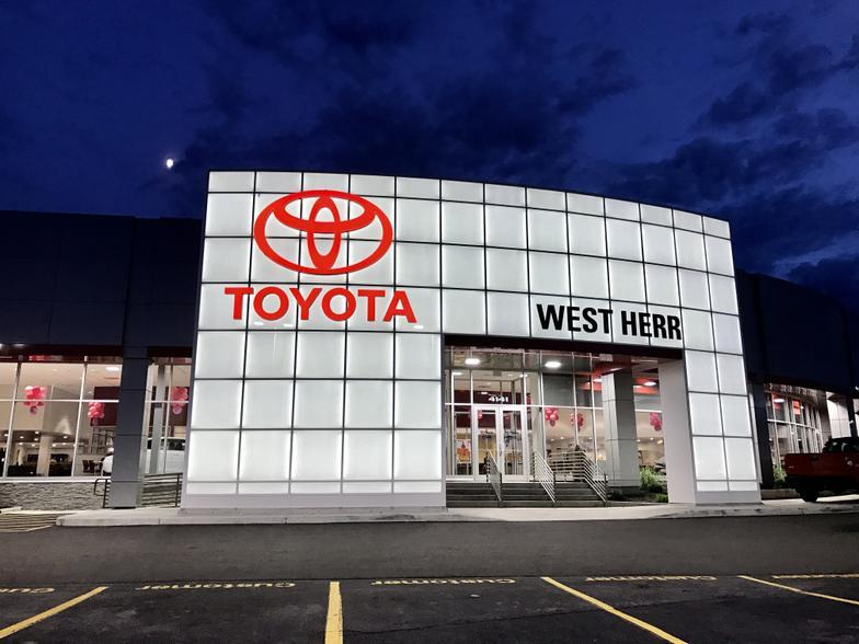 West Herr Toyota >> West Herr Toyota Of Orchard Park Orchard Park Ny Cars Com