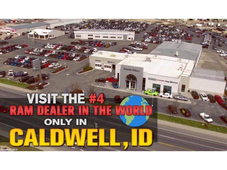 Dennis Dillon Dodge >> Dennis Dillon Chrysler Jeep Dodge Ram Caldwell Id Cars Com
