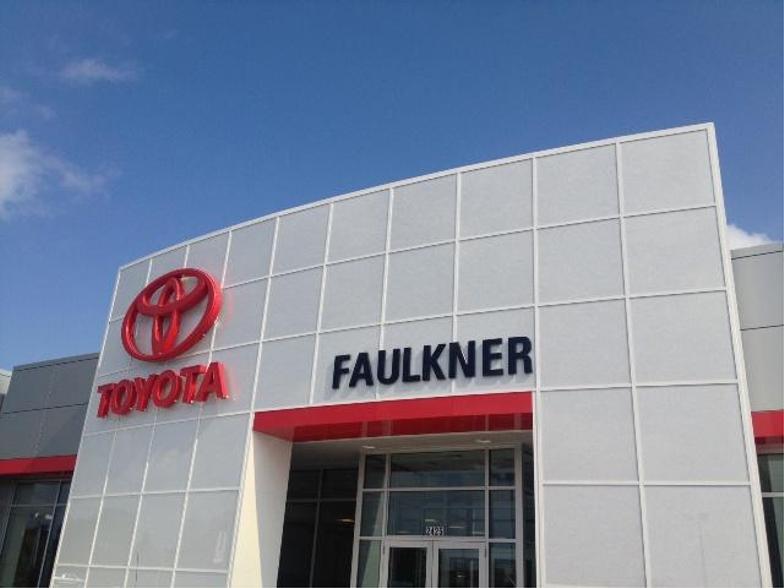 Faulkner Toyota Trevose >> Faulkner Toyota Trevose Pa Cars Com