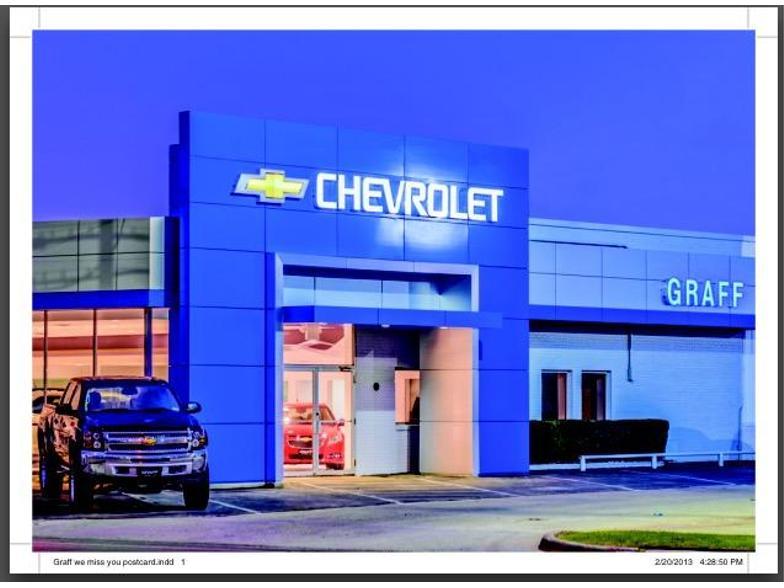 Graff Chevrolet Grand Prairie Tx Cars Com