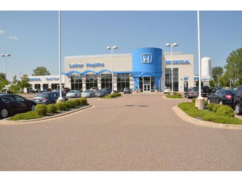 Hopkins Honda Service >> Luther Hopkins Honda Hopkins Mn Cars Com
