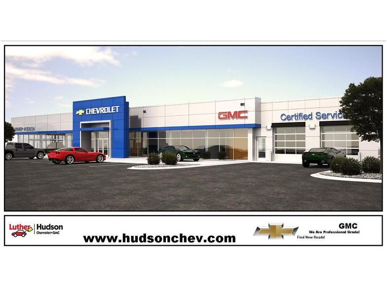 Luther Hudson Chevrolet Gmc Hudson Wi Cars Com