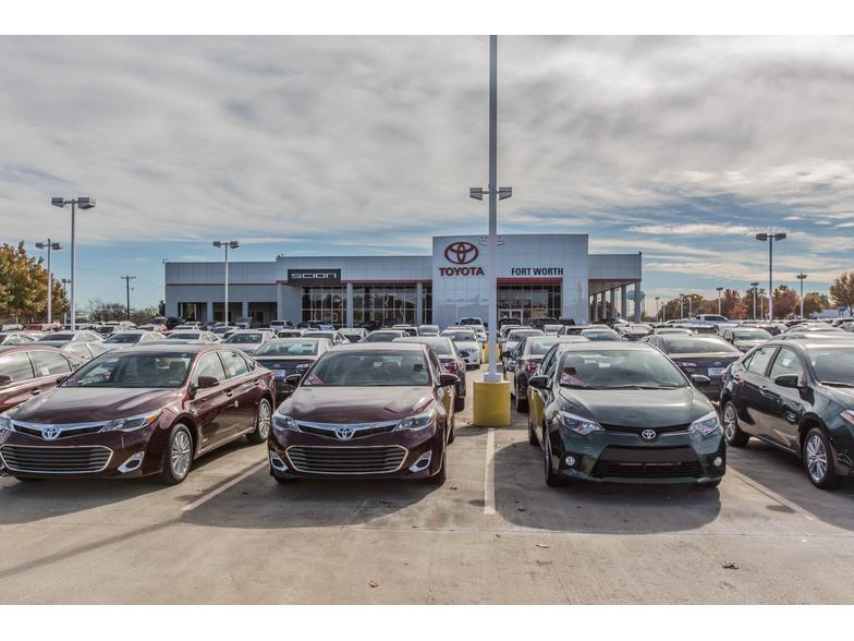 Toyota Of Fort Worth Fort Worth Tx Cars Com