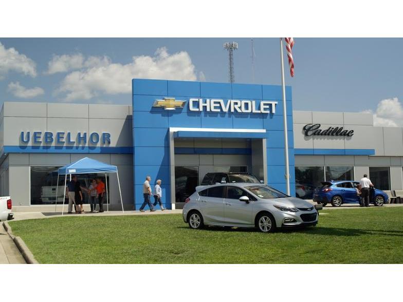Uebelhor And Sons Jasper Indiana >> Uebelhor Sons Chevrolet Cadillac Jasper In Cars Com