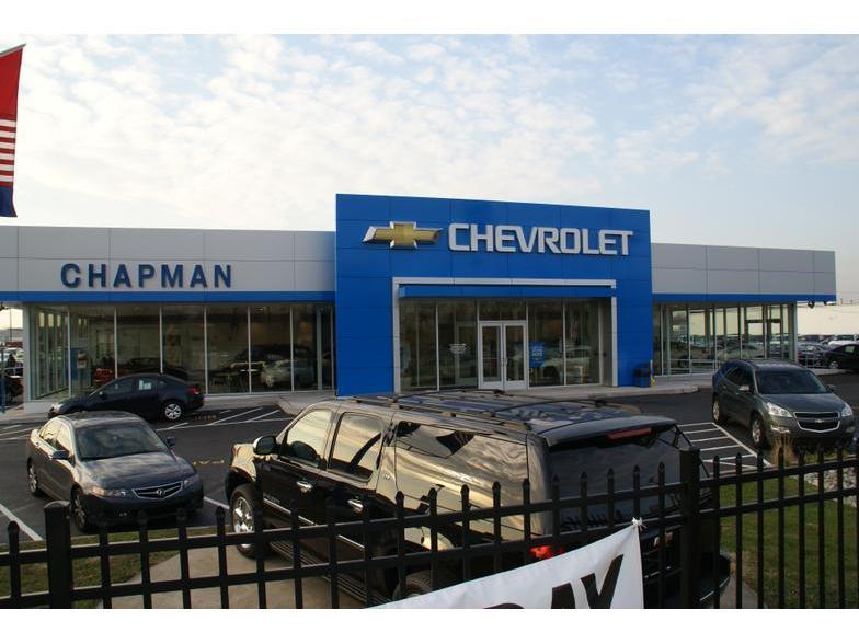 Chapman Chevrolet Philadelphia Pa Cars Com