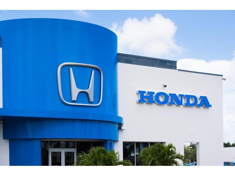 honda dealership west palm beach