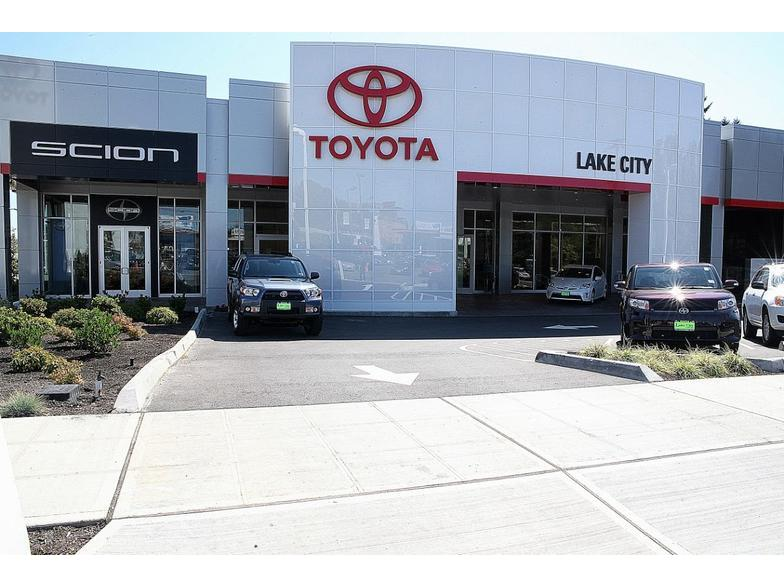 Lake City Toyota >> Toyota Of Lake City Seattle Wa Cars Com