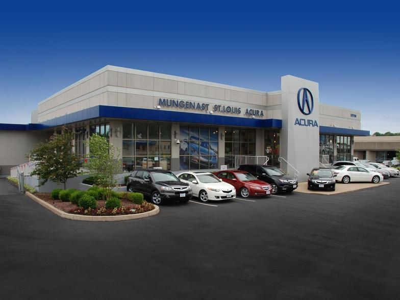 Acura Dealers St Louis >> Mungenast St Louis Acura Manchester Mo Cars Com