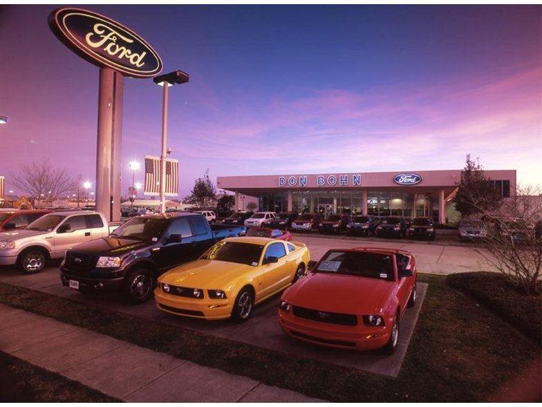Don Bohn Ford >> Bohn Ford Harvey La Cars Com
