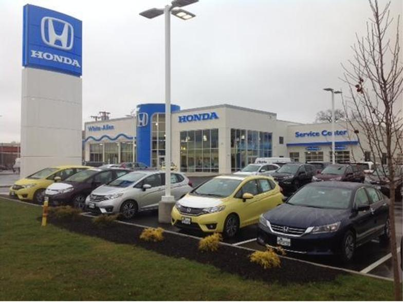 Honda Dealers Dayton Ohio >> White Allen Honda Dayton Oh Cars Com