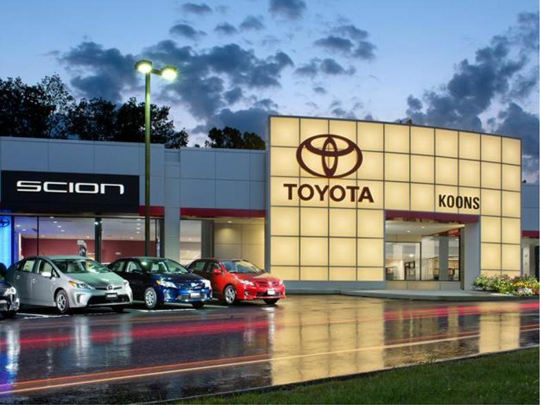 Koons Toyota Easton >> Koons Easton Toyota Easton Md Cars Com