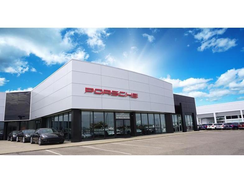 Porsche Of Kings Auto Mall Cincinnati Oh Cars Com