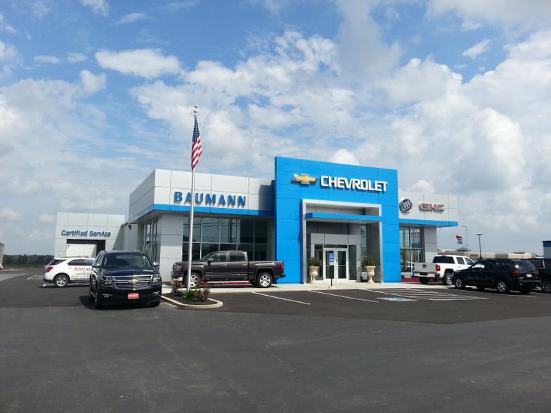 Baumann Auto Group Chevrolet Buick Gmc Tiffin Oh Cars Com