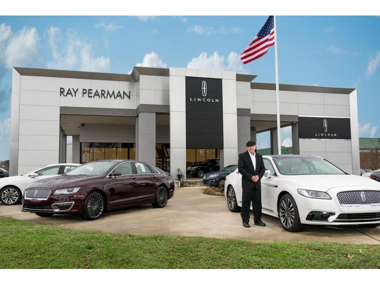 Ray Pearman Used Cars >> Ray Pearman Lincoln Huntsville Al Cars Com