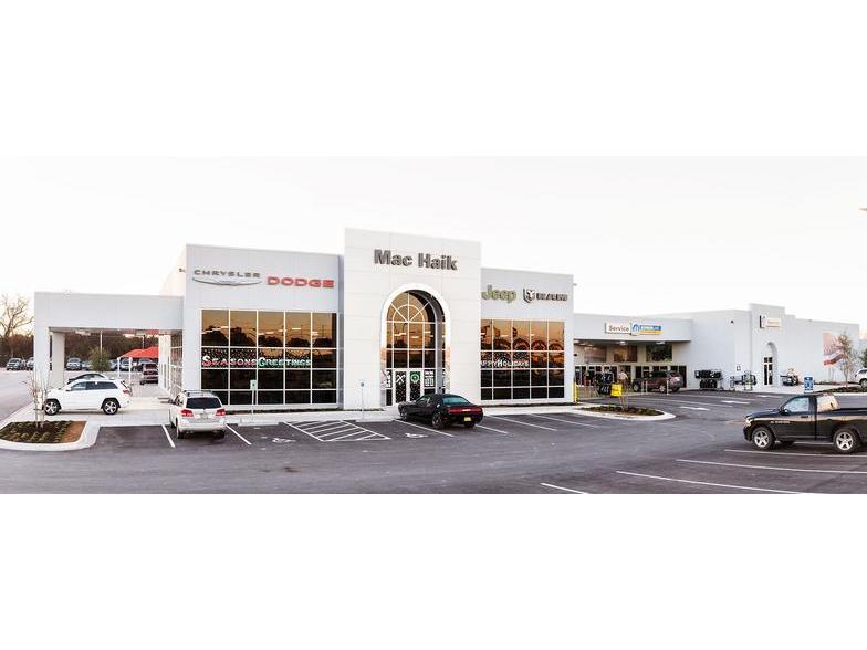 Maik Haik Dodge >> Mac Haik Dodge Chrysler Jeep Ram Temple Temple Tx Cars Com