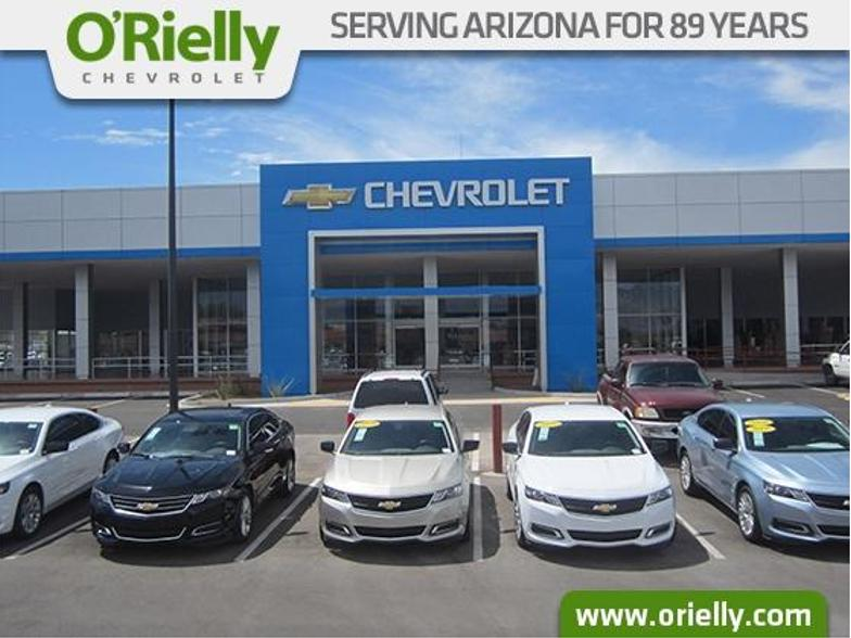 O Rielly Chevrolet Tucson Az Cars Com