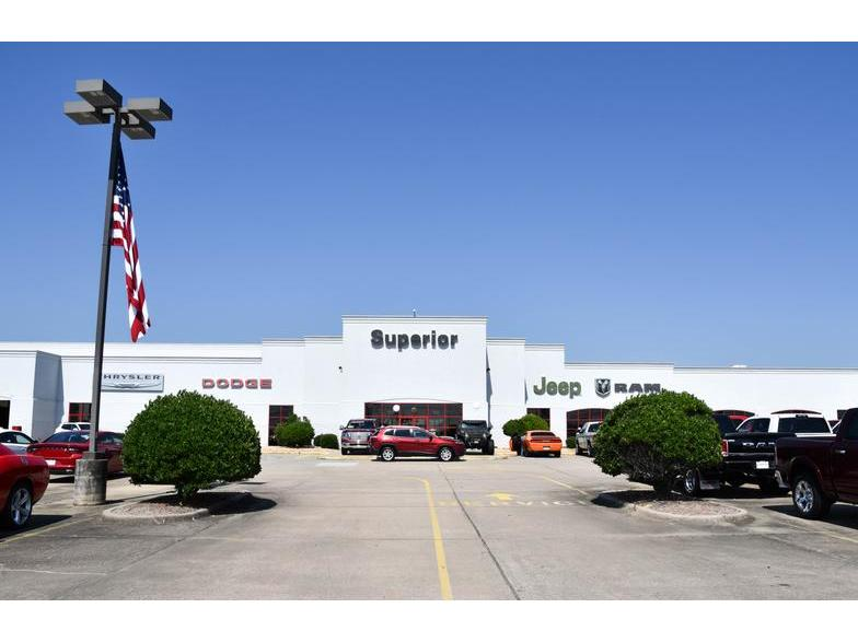 Dodge Dealership Conway Ar >> Superior Dodge Chrysler Jeep Ram Of Conway Conway Ar
