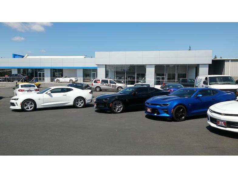 Titus Will Chevrolet Tacoma Wa Cars Com
