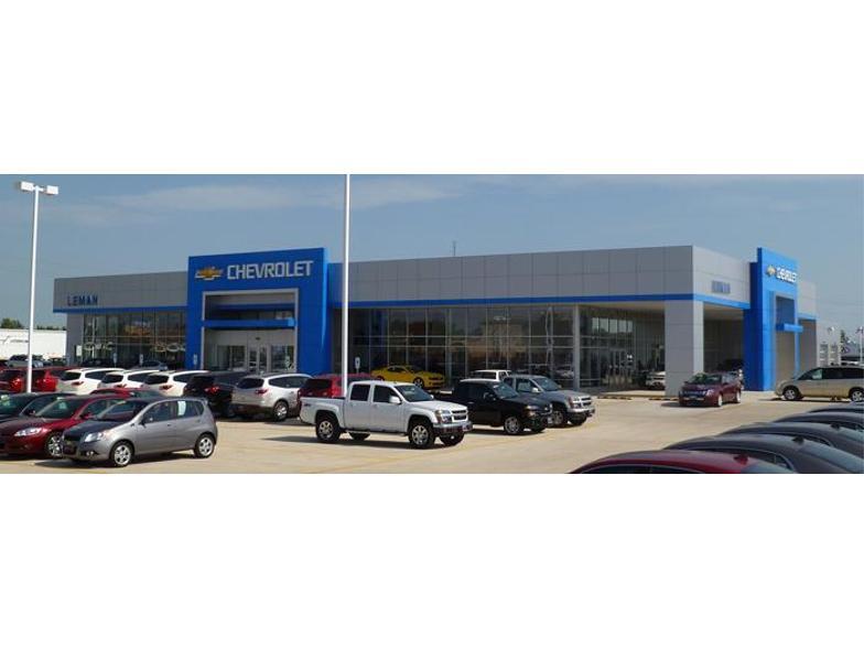 Sam Leman Chevy >> Leman S Chevy City Bloomington Il Cars Com