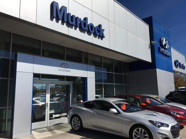 Murdock Hyundai Lindon >> Murdock Hyundai Lindon Lindon Ut Cars Com