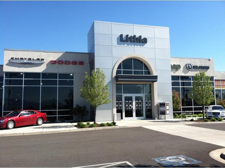 Lithia Dodge Medford >> Lithia Chrysler Jeep Dodge Ram Of Medford Medford Or