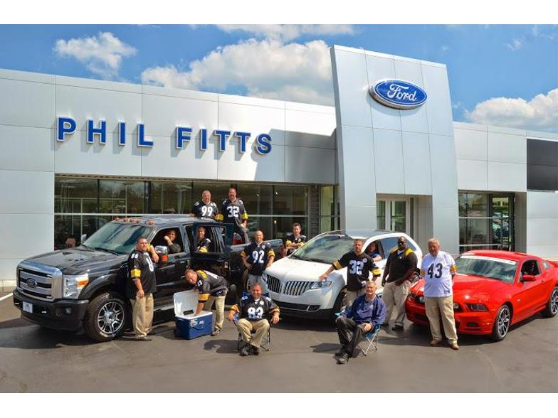 Phil Fitts Ford >> Phil Fitts Ford Lincoln New Castle Pa Cars Com