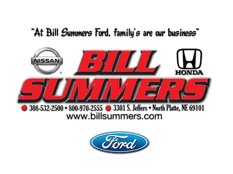 Bill Summers Ford >> Bill Summers Auto Group North Platte Ne Cars Com