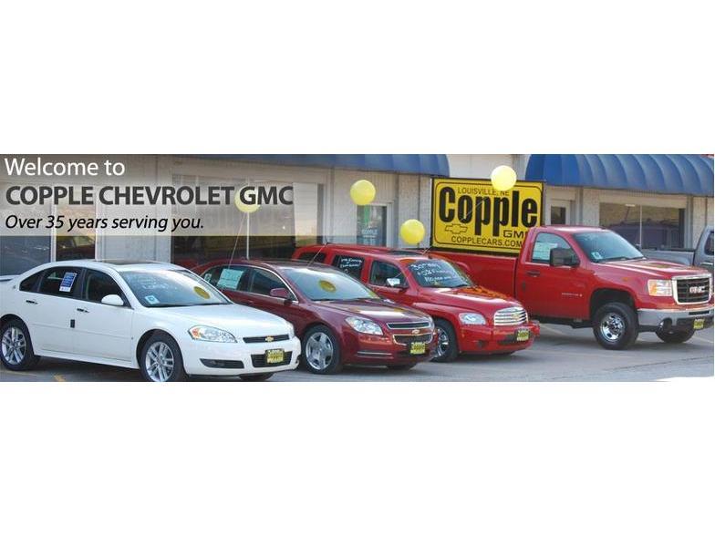 Copple Chevrolet Gmc Louisville Ne Cars Com
