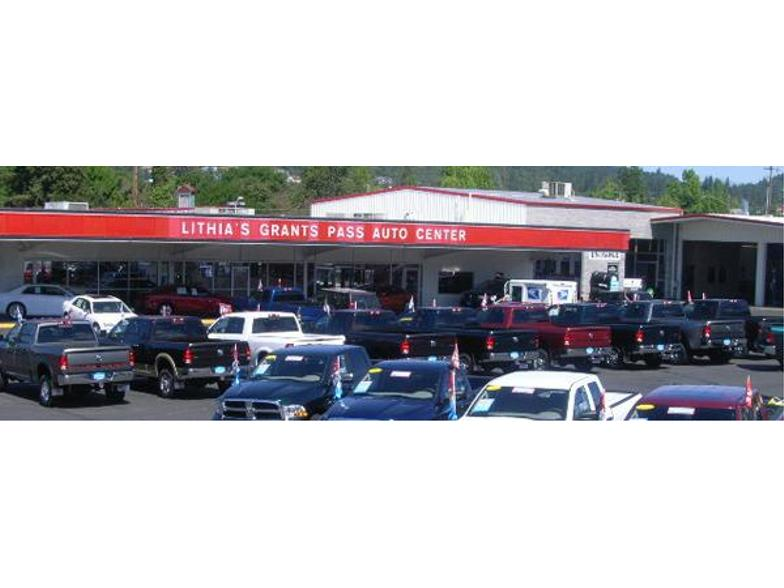 Lithia Dodge Grants Pass >> Lithia Chrysler Jeep Dodge Ram Of Grants Pass Grants Pass