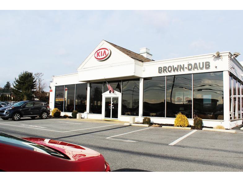 Brown Daub Kia >> Brown Daub Kia Easton Pa Cars Com