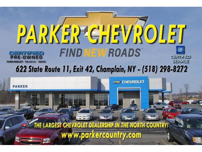 Parker Chevrolet Champlain Ny Cars Com