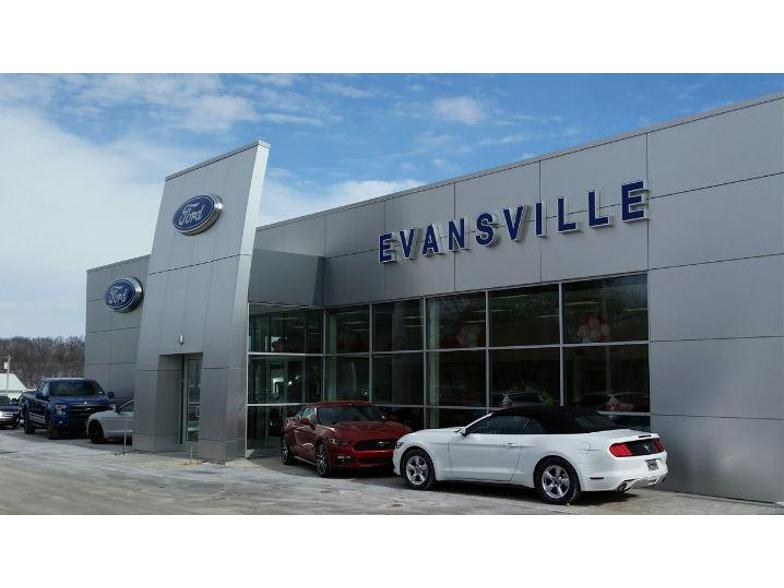 Ford Dealership Evansville >> Evansville Ford Llc Evansville Wi Cars Com