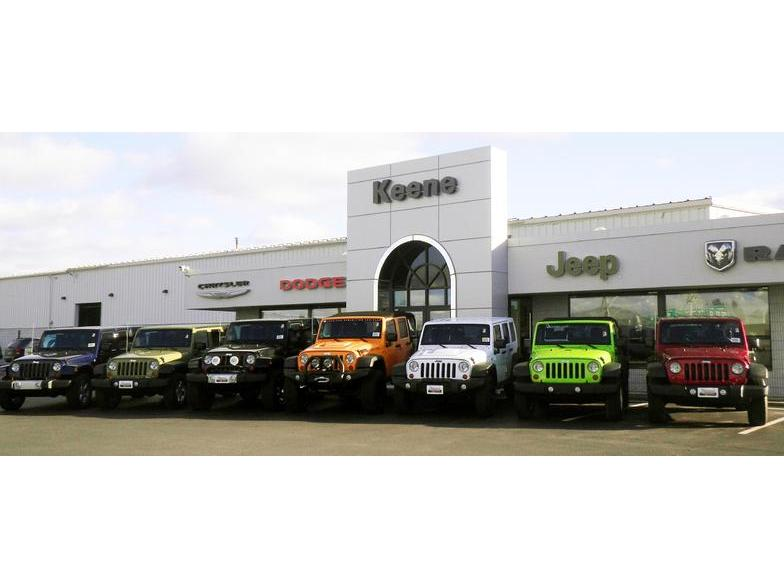 Keene Chrysler Jeep Dodge Ram Keene Nh Cars Com