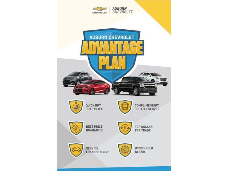 Auburn Chevrolet Auburn Wa Cars Com