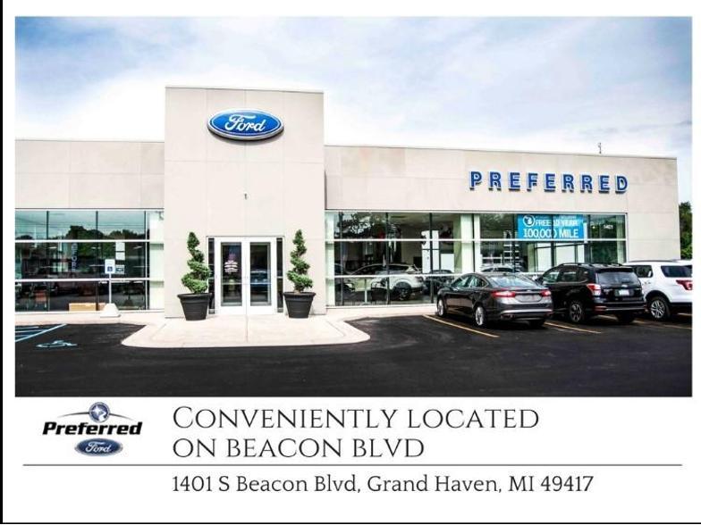 Preferred Grand Haven >> Preferred Ford Grand Haven Mi Cars Com