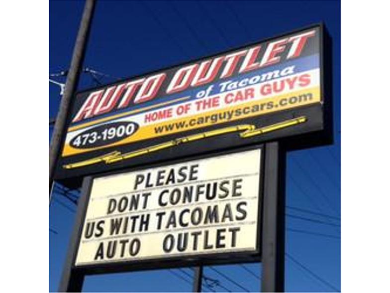 Auto Outlet of Tacoma - Tacoma, WA | Cars com