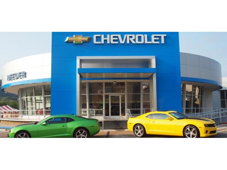 Reeder Chevrolet Knoxville Tn Cars Com