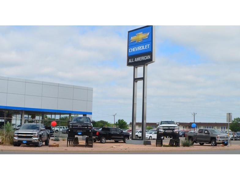 All American Chevrolet Of San Angelo San Angelo Tx Cars Com