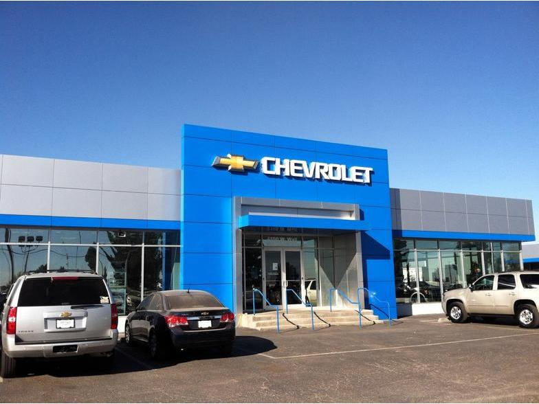 All American Chevrolet Of Midland Midland Tx Cars Com