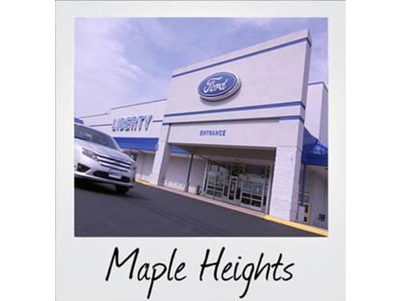 Liberty Ford Solon >> Liberty Ford Maple Heights Maple Heights Oh Cars Com