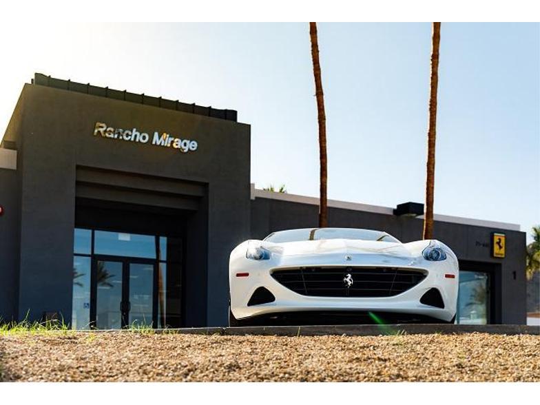Ferrari Of Rancho Mirage Rancho Mirage Ca Cars Com