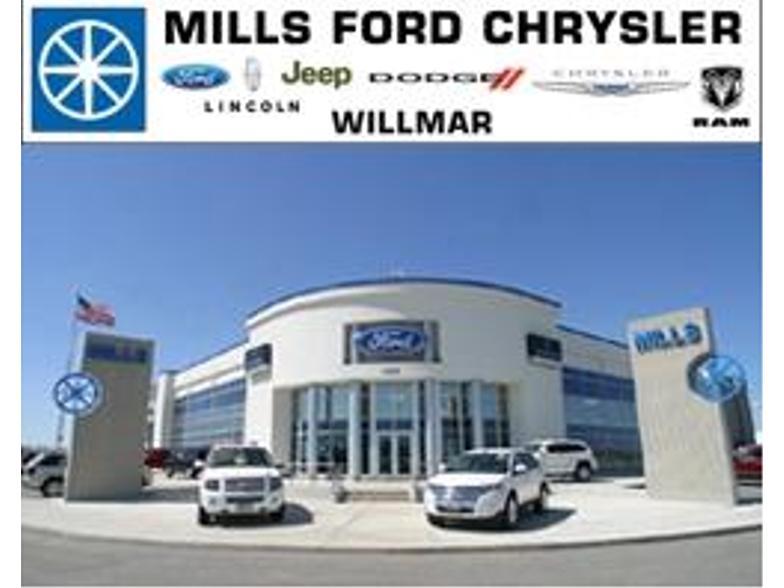Mills Ford Willmar >> Mills Ford Lincoln Chrysler Willmar Willmar Mn Cars Com