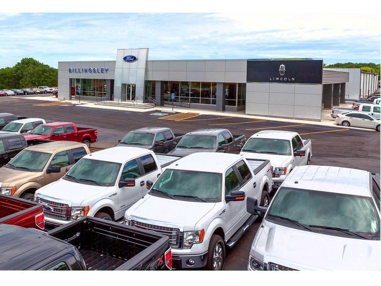 Billingsley Ford Ardmore >> Billingsley Ford Lincoln Of Ardmore Ardmore Ok Cars Com