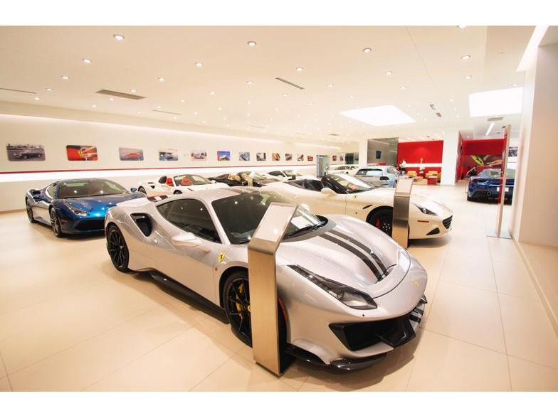 Ferrari Maserati Of Central New Jersey Edison Nj Cars Com