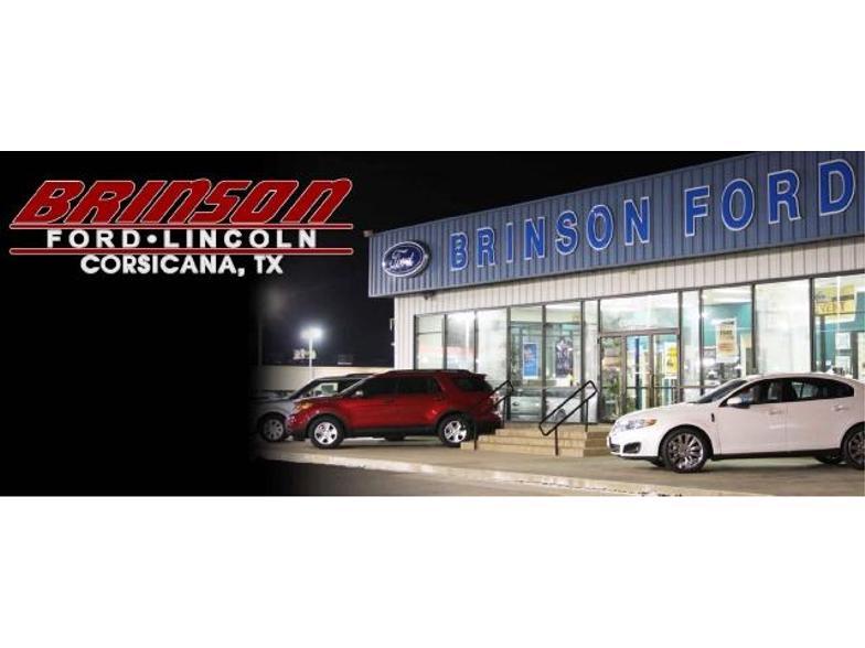 Brinson Ford Corsicana >> Brinson Ford Lincoln Of Corsicana Corsicana Tx Cars Com